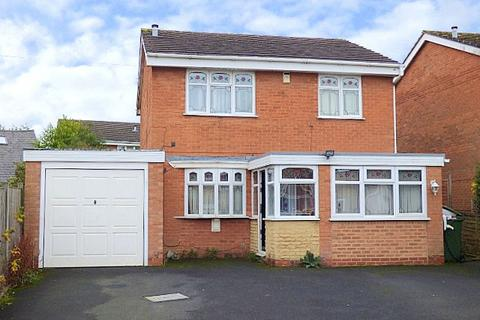 4 bedroom detached house for sale - Holmes Drive, Rubery, Birmingham B45