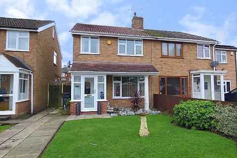 3 bedroom semi-detached house for sale - Cheveley Avenue, Rubery, Birmingham B45