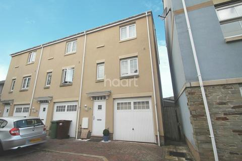 3 bedroom terraced house for sale - Junction Gardens, St. Judes
