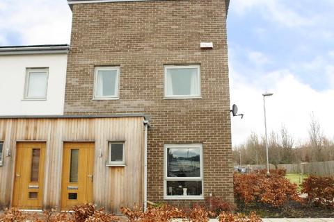 3 bedroom end of terrace house for sale - July Courtyard, The Staithes, Gateshead
