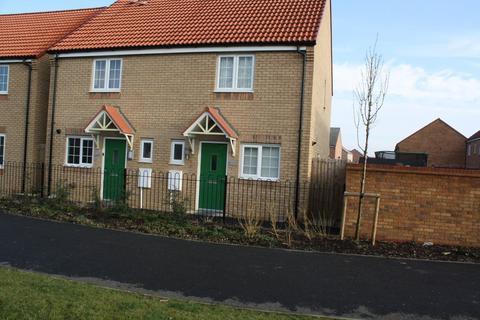 2 bedroom house to rent - Apollo Avenue, Stanground, Peterborough