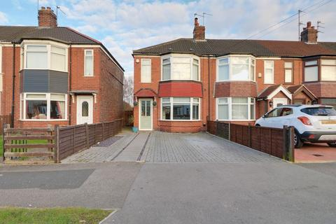 3 bedroom terraced house to rent - Woodlands Road, Hull
