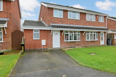 3 bedroom semi-detached house for sale - Waterbeck Grove, Trentham