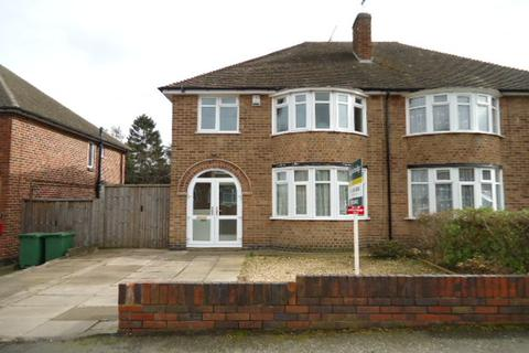 3 bedroom semi-detached house for sale - Bramcote Road, Wigston Fields, Leicester, LE18