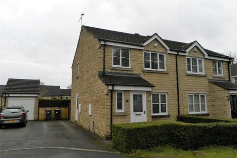 3 bedroom semi-detached house for sale - Peregrine Way, Clayton Heights, Bradford, BD6 3YA