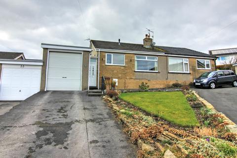 2 bedroom semi-detached bungalow for sale - 35 Ings Drive, Bradley,