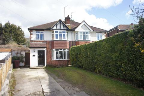 3 bedroom semi-detached house for sale - Hemdean Road, Caversham