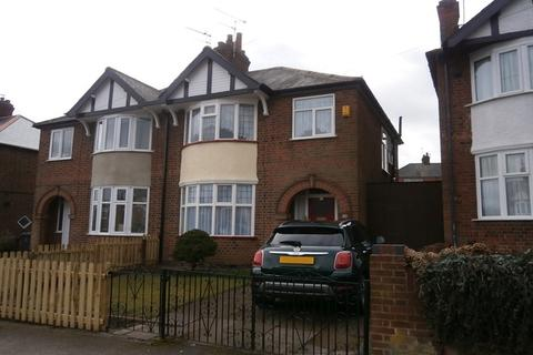 3 bedroom semi-detached house for sale - Petworth Drive, Western Park, Leicester, LE3