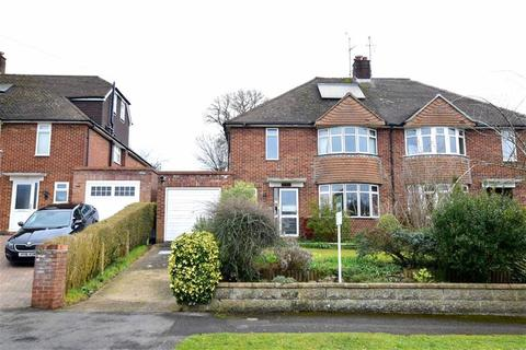 4 bedroom semi-detached house for sale - Crawshay Drive, Emmer Green, Reading