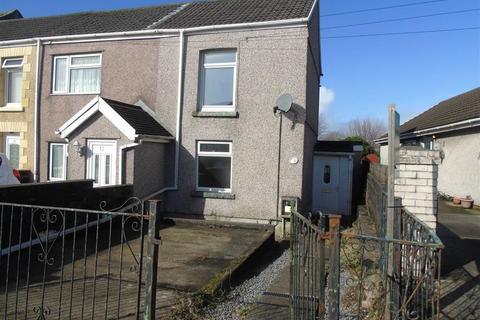 2 bedroom end of terrace house for sale - Mansel Road, Bonymaen, Swansea