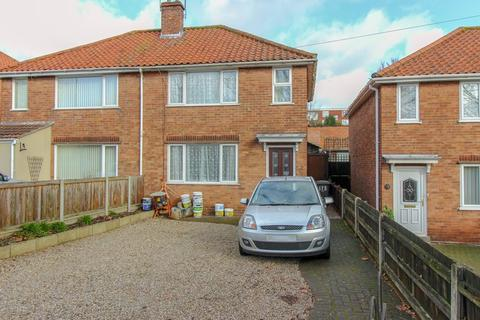 2 bedroom semi-detached house to rent - Woodcock Road, Norwich
