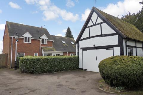 4 bedroom detached house for sale - Kenilworth Road, Knowle, Solihull, B93 0JD