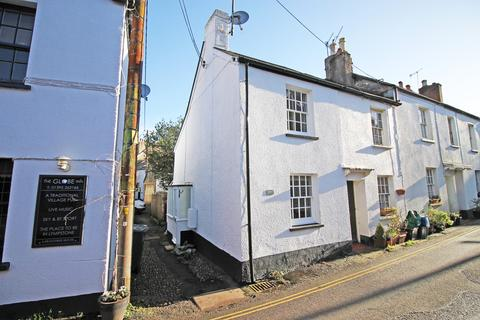 1 bedroom terraced house for sale - The Strand, Lympstone