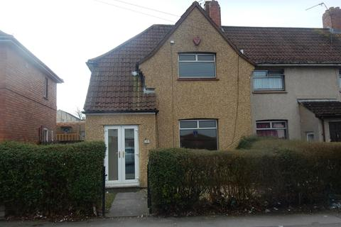 3 bedroom end of terrace house for sale - Ilminster Avenue, Bristol, BS4 1LT