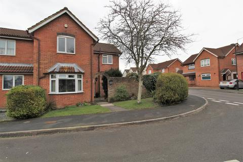 3 bedroom semi-detached house for sale - Wedgwood Close, Whitchurch, Bristol, BS14 9YE