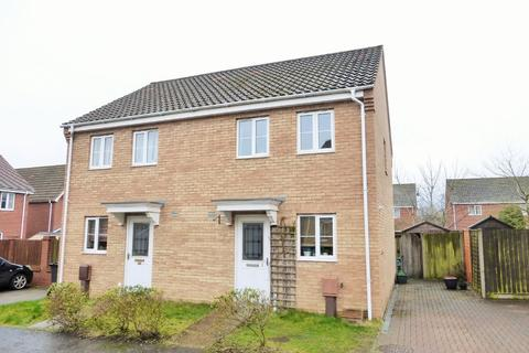 2 bedroom semi-detached house for sale - Norwich