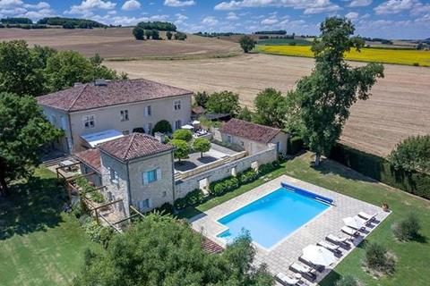 7 bedroom farm house  - Condom, Gers, Midi Pyrenees