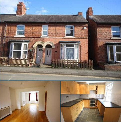 2 bedroom semi-detached house to rent - Brook Street, Melton Mowbray