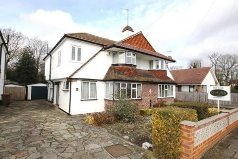 5 bedroom semi-detached house for sale - Willett Close, Petts Wood East