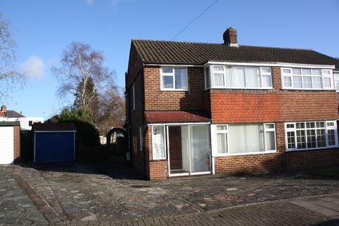 3 bedroom semi-detached house for sale - Ember Close, Petts Wood