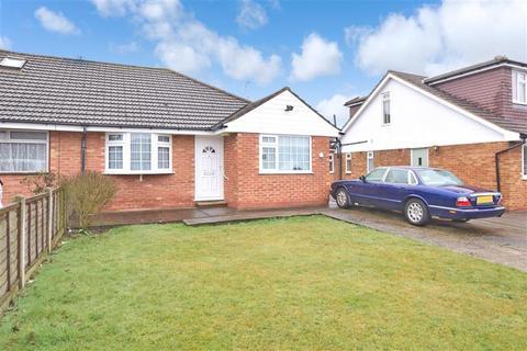 3 bedroom semi-detached bungalow for sale - St. Margarets Drive, Gillingham, Kent