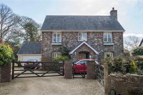 4 bedroom detached house for sale - Blackhills Lane, Fairwood, Swansea