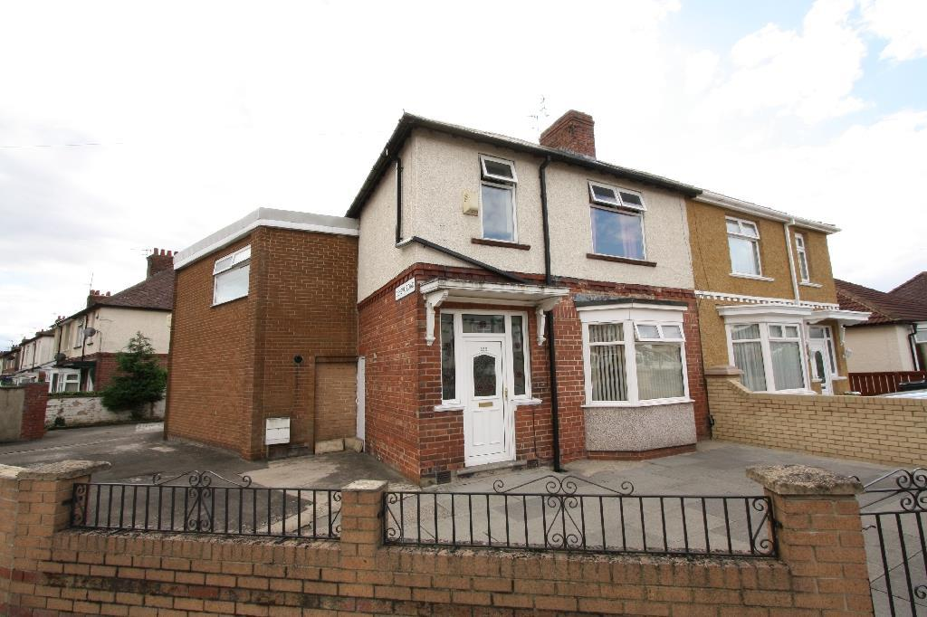 4 Bedrooms Semi Detached House for sale in Yarm Road, Darlington