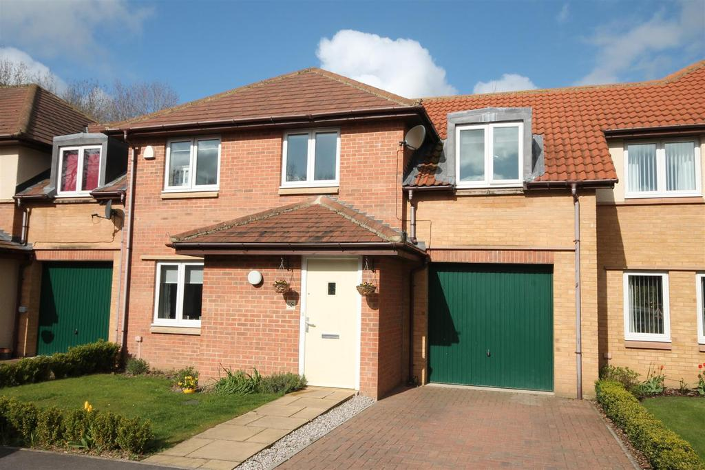 4 Bedrooms Link Detached House for sale in Timothy Hackworth Drive, Darlington