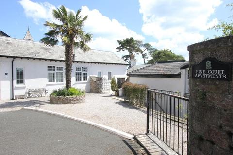 1 bedroom ground floor flat for sale - Pine Court Apartments, Higher Warberry Road