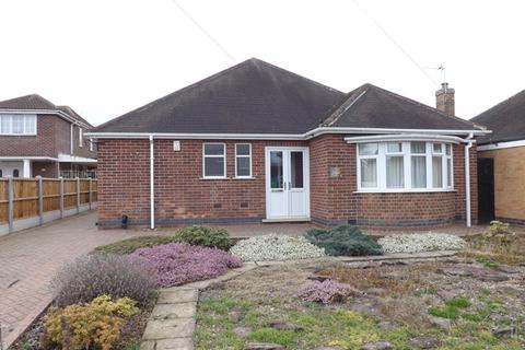 2 bedroom detached bungalow for sale - Wroxham Drive, Wollaton, Nottingham, NG8