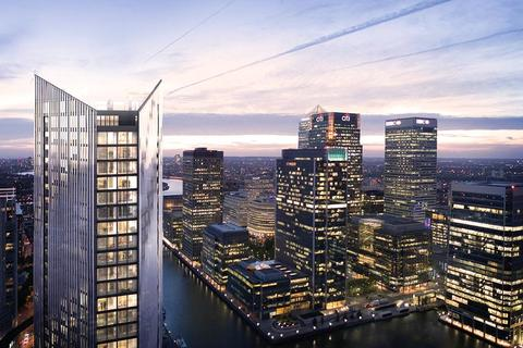 1 bedroom flat for sale - The Madison, Marsh Wall, Canary Wharf, London, E14