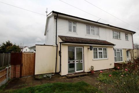 3 bedroom semi-detached house for sale - Rookery Crescent, Dagenham RM10