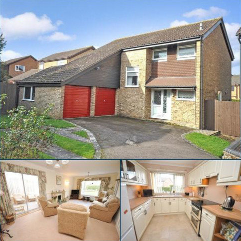 4 bedroom detached house for sale - Redwood Avenue, Melton Mowbray, Leicestershire