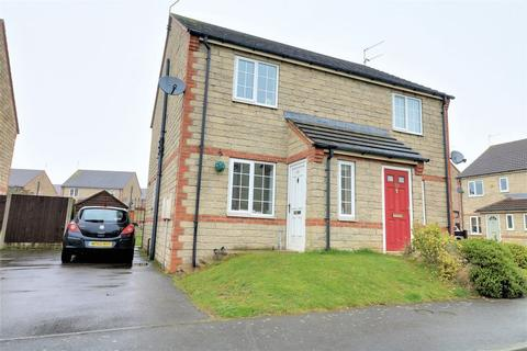 2 bedroom semi-detached house for sale - Peach Tree Close, Scunthorpe