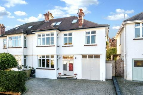 5 bedroom semi-detached house for sale - St Oswalds Road, Redland