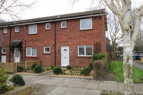 3 bedroom end of terrace house to rent - 17 Wycliffe Road, Cambridge