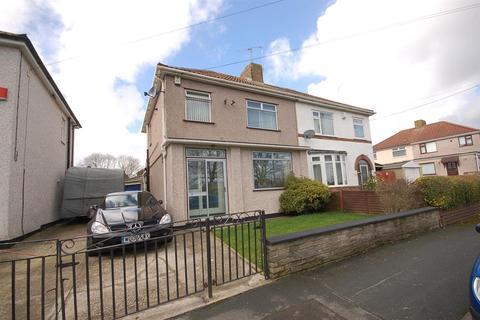 3 bedroom semi-detached house for sale - Crown Road, Bristol, BS15 1PR