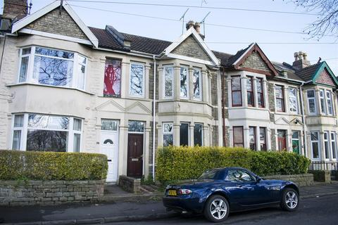 3 bedroom terraced house for sale - Park Crescent, Whitehall, Bristol, BS5 7AY