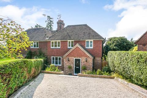 4 bedroom semi-detached house for sale - Down Lane, Frant, Tunbridge Wells, Kent, TN3