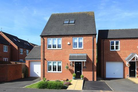 5 bedroom detached house for sale - WOMBOURNE, Holloway Court