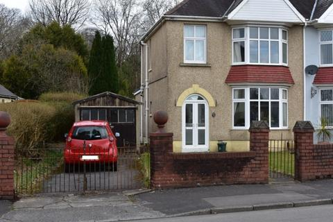 3 bedroom semi-detached house to rent - Vicarage Road, Morriston, SA6 6DP