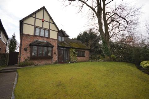 4 bedroom detached house for sale - Cannock Drive, Stockport, SK4