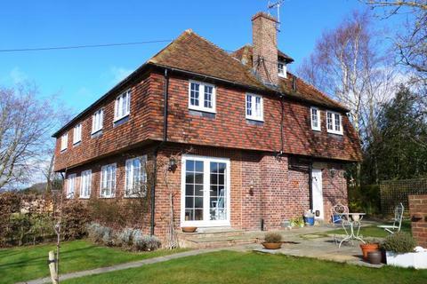 3 bedroom semi-detached house for sale - Little Branden, Biddenden Road, Sissinghurst, Kent, TN17 2AB