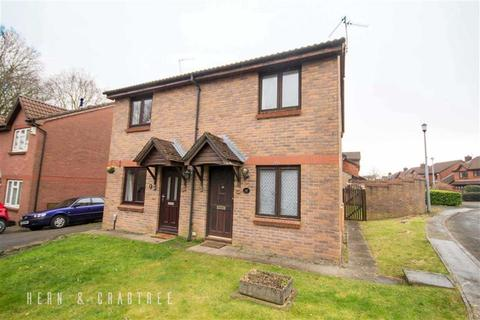 2 bedroom semi-detached house for sale - Godwin Close, Danescourt, Cardiff
