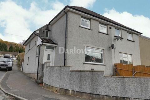 2 bedroom semi-detached house for sale - Arthur Street, Ystrad