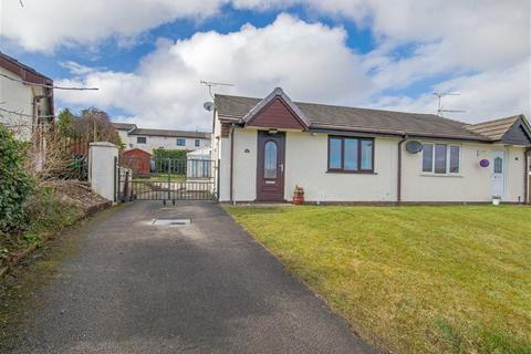2 bedroom semi-detached bungalow for sale - Cae Masarn, Pentre Halkyn, Holywell