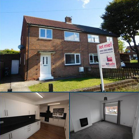 2 bedroom semi-detached house to rent - Lilburn Road, Shiremoor, NE27 0QB