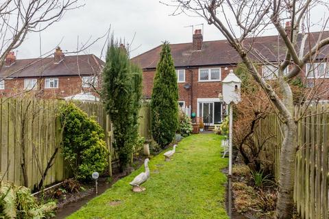 2 bedroom terraced house for sale - Moor Grove, Dringhouses, YORK