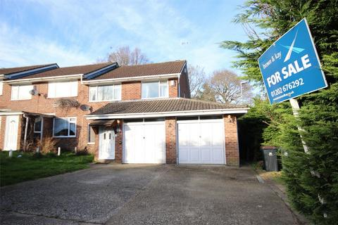 3 bedroom end of terrace house for sale - Jubilee Road, Corfe Mullen, Wimborne, Dorset