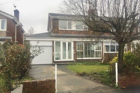 3 bedroom semi-detached house for sale - 15, Merrington Close, Kirk Merrington